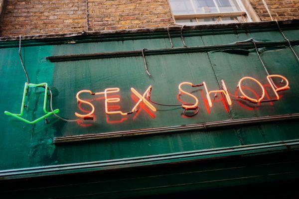 Sağlık Bakanlığı Ruhsatlı Sex Shop