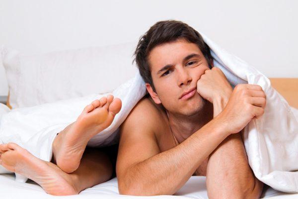 Erkeklerde Sertleşme Sorunları